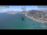Arma3 editor полет на litel berd